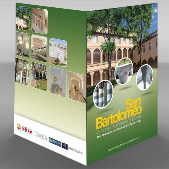 Tre Art, studio grafico per San Bartolomeo
